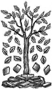 LeavesIntoBooks